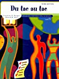 Du Tac au Tac : Managing Conversations in French, Rice and Bragger, Jeannette D., 1413003656