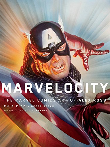 Marvelocity: The Marvel Comics Art of Alex Ross (Pantheon Graphic Novels) (Art Ross Alex)