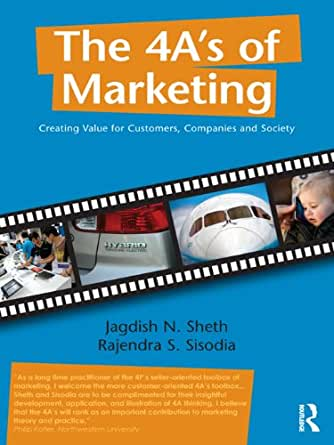Amazon.com: The 4 A's of Marketing: Creating Value for