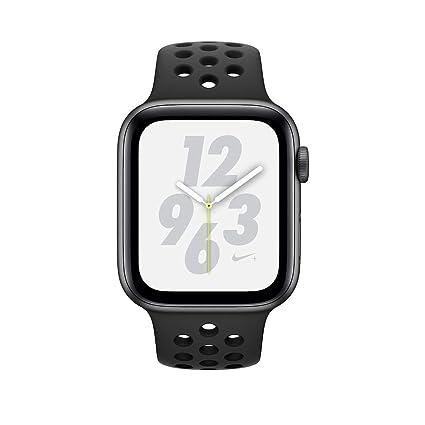 Amazon.com: Apple Watch Series 4 (GPS+celular) carcasa de ...