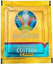 The UEFA EURO 2020™ Tournament Edition official sticker collection Box 50 sobres