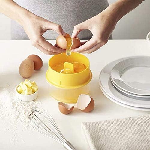 Compra NA Yema de Huevo de plástico Separador de Alimentos de ...
