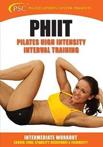 Pilates High Intensity Interval Training - PHIIT