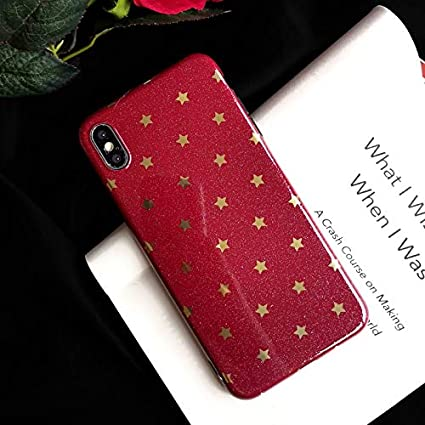 iphone 7 red coque