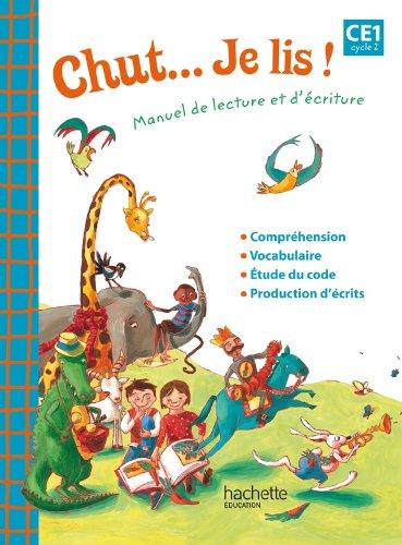 Bekannt Amazon.fr - Chut Je lis ! - Méthode de lecture CE1 - Cahier d  SE57