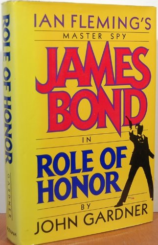 Role Of Honor by John Gardner