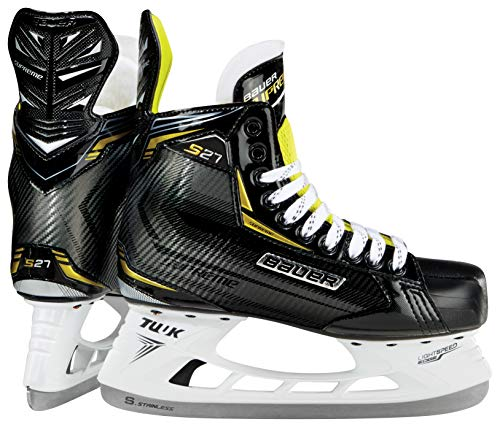 - Bauer Supreme S27 Senior Hockey Skates S18 Size 9.5 D