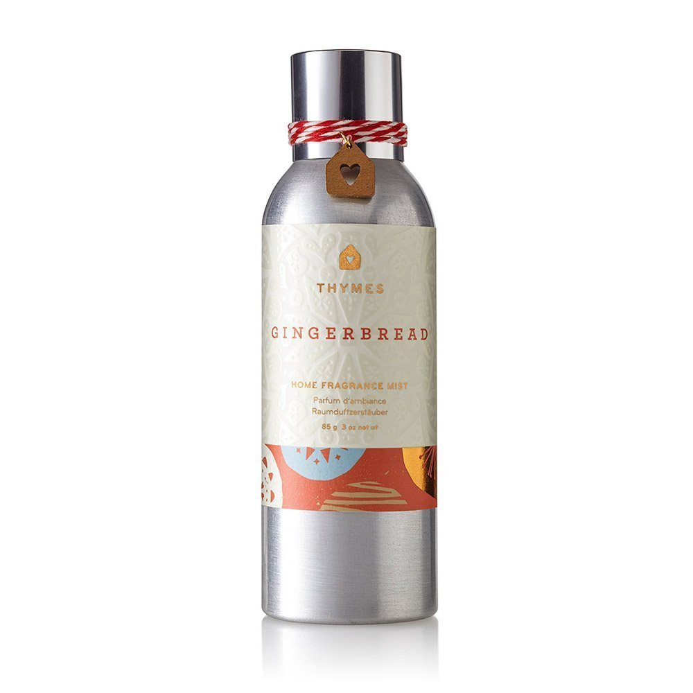 Thymes 0550560100 - Warm Gingerbread Fragrance Mist - 3 Ounces by Thymes