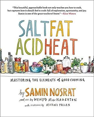 Samin Nosrat (Author), Wendy MacNaughton (Illustrator)(245)Buy new: $35.00$22.0451 used & newfrom$18.00