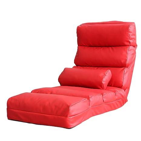 Amazon.com: Multifunctional Folding Sofa Bed Simple Japanese ...