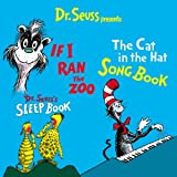 : Dr. Seuss Presents Cat In The Hat Songbook, If I Ran The Zoo, Dr. Seuss' Sleep Book