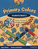img - for American English Primary Colors 2 Student's Book (Primary Colours) book / textbook / text book