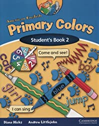American English Primary Colors 2 Student's Book