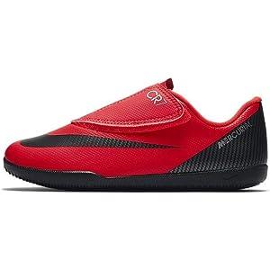 watch db548 fcb54 Nike JR Mercurial Vapor 12 Club PS (V) CR7 IC Soccer Shoes (Bright
