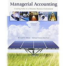 Managerial Accounting, CDN Edition w/ Connect Access Card