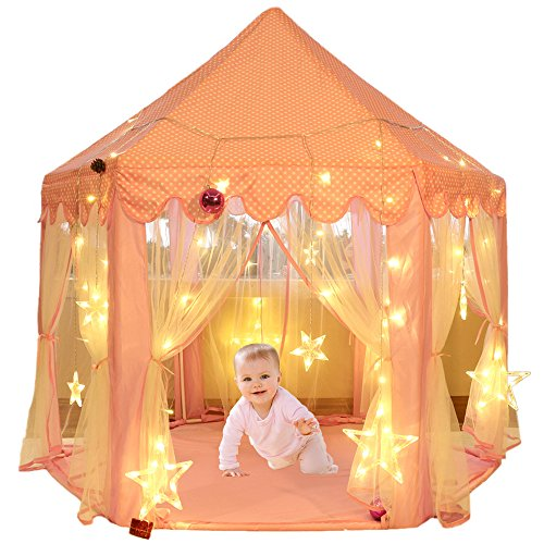 List of the Top 10 pink princess tent for girls you can buy in 2020