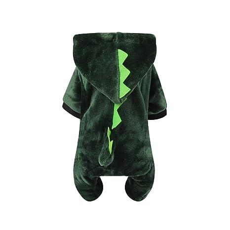 UKCOCO Traje de Mascota Perro de Halloween Traje de ...