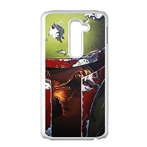 YYYT Boba Fett Brand New And Custom Hard Case Cover Protector For LG G2