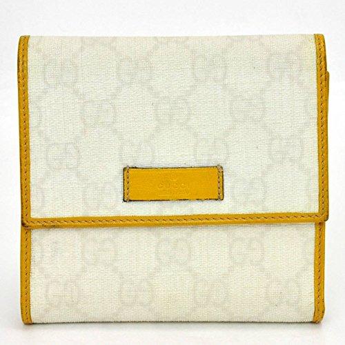 グッチ GGプラス 財布(ホック式小銭入れ付き) 190337