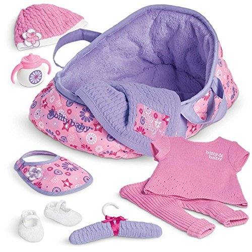 American Girl Bitty Baby Welcome Home Bitty Set for 15