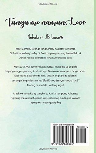 Amazon com: Tanga Mo Naman, Love (Tagalog Edition) (9781976555664
