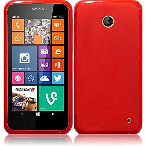 Nokia Lumia 650 case, uckiefind® Frosted Matte TPU Flexible Thin Gel Cover Case, Stylus Pen, Screen Wiper Accessory (TPU (Nokia Lumia 650 Phone)