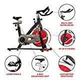 Sunny Health & Fitness Exercise Cycling Bike with