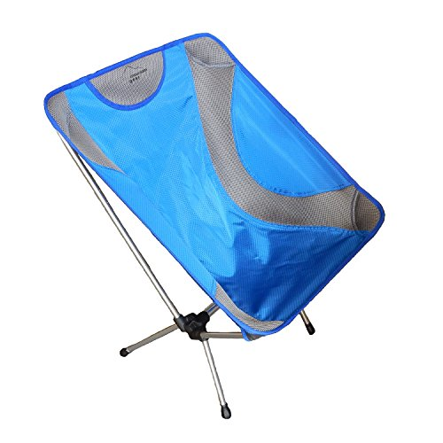 Alpine Mountain Gear Ultra Light Chair, Blue