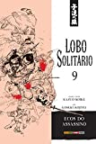 capa de Lobo Solitário - Volume 9