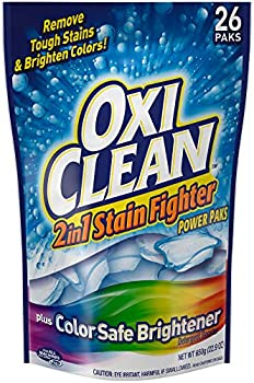 78-Count OxiClean 2 in1 Stain Remover with Color Safe Brightener