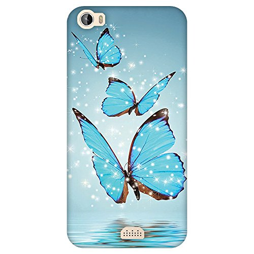 reputable site 9f463 f1c77 Fasheen Designer Soft Case Mobile Back Cover for Intex: Amazon.in ...