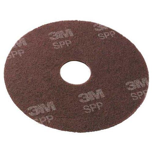 3M Scotch-Brite Surface Preparation Pad SPP18, 18'' (Case of 10) by Scotch-Brite
