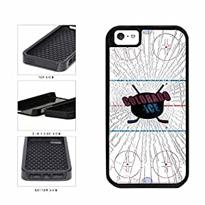 Avalanche Ice 2-Piece Dual Layer Phone Case Back Cover Apple iPhone 5 5s