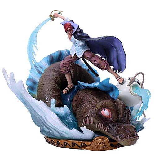 Rqcaxn-Figuritas-Decorativas-Anime-One-Piece-Gk-Shanks-PVC-Figura-de-accin-Coleccin-Modelo-Juguetes-Aprox28CM