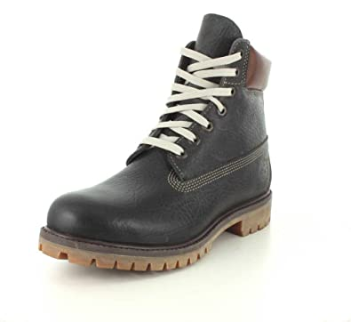5e59af66e22bdc Timberland Mens 6-Inch Premium Waterproof Forged Iron Galera Boot - 9.5