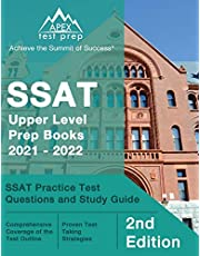 SSAT Upper Level Prep Books 2021 - 2022: SSAT Practice Test Questions and Study Guide [2nd Edition]