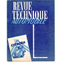 Revue technique Automobile, 2 CV Citroën : De 1949 à 1953, Numéro réédité au service de l'automobile