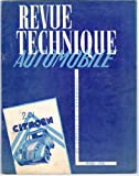 revue technique automobile 2 cv citro?n de 1949 ? 1953 num?ro r??dit? au service de l automobile