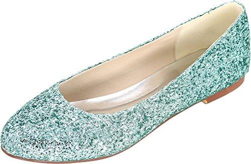 Femme 5 Nice Vert Find Compensées Sandales EU Green 36 tcAnfqn