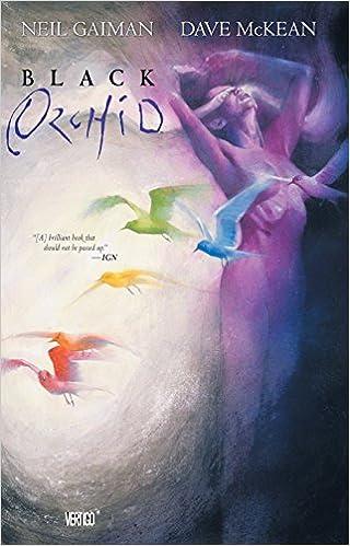 Read Black Orchid By Neil Gaiman