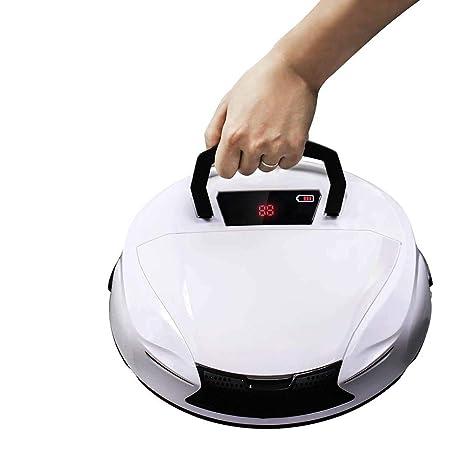 Ydq Robot Aspirado, 4 En 1 Alto Rendimiento Friega El Suelo, Barre, Aspira