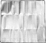 Waterproof EVA Sleeping Mattress Aluminum Foil Mat, Insulated Tent Footprint Pad Moisture Proof Picnic Blanket