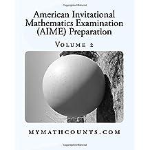 American Invitational Mathematics Examination (AIME) Preparation (Volume 2)