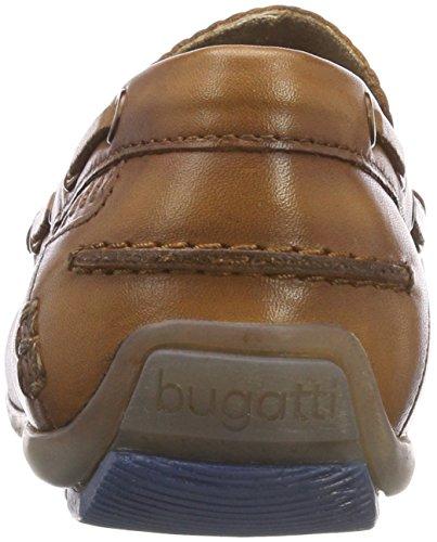 Männer Mokassins 6300 Cognac Brown Bugatti 311262611000 qgxw6dxPE