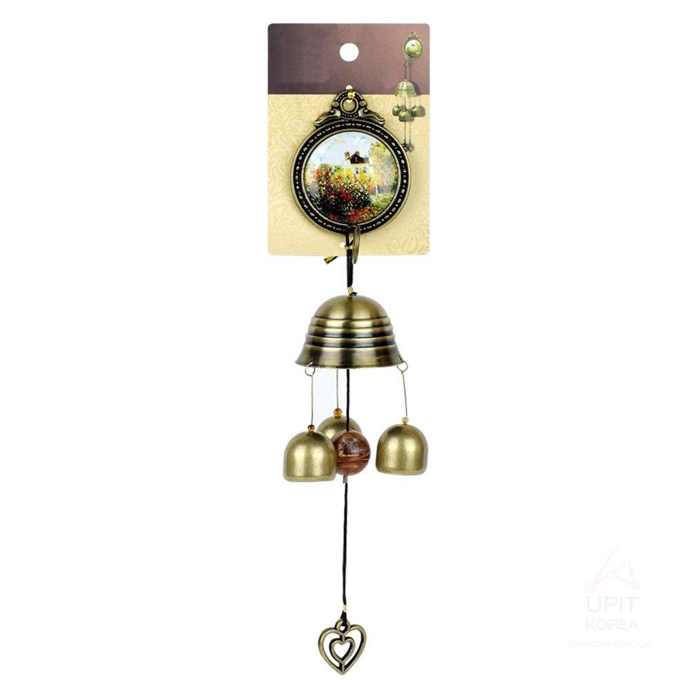 UPIT Door Decorations Hanging Door Bell