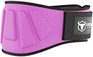 Weightlifting Belt for Men and Women - 6 Inch Auto-Lock Weight Lifting Back Support, Workout Back Support for