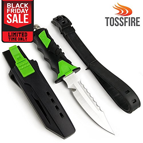"""BLACK FRIDAY DEAL Zip Diving Knife 