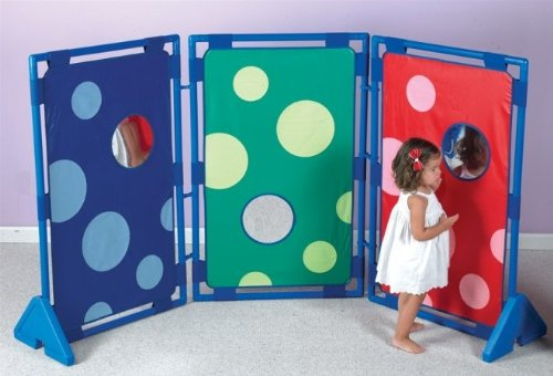 Children's Factory Bubble Fun Room Divider - Set of 3