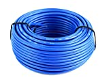Audiopipe Blue 14 Gauge 50 Feet Primary Remote Wire Car Auto Power Cable
