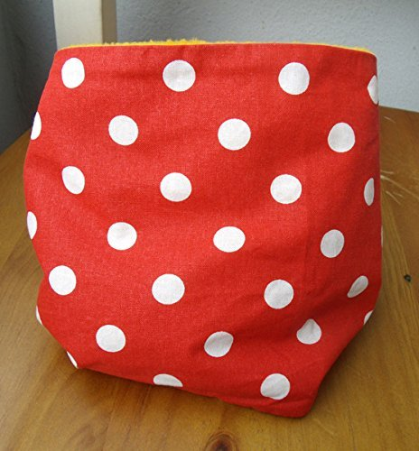 52de8d02fe1df0 Loop Schlauchschal Schal Schlauchschal Mädchen Fliegenpilz handmade Kinder  rot weiß gepunktet: Amazon.de: Handmade